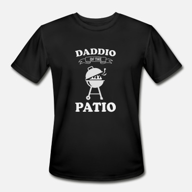 Patio Daddio Of The Patio - Men's Moisture Wicking Performance T-Shirt