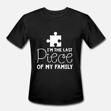 Im The Last Piece of My Family - Men's Sport T-Shirt