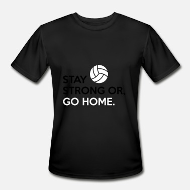 Libero Volleyball Players Volleyball Player - Men's Moisture Wicking Performance T-Shirt