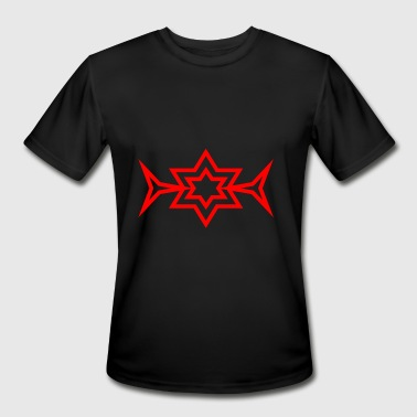 Starlight Starlight red - Men's Moisture Wicking Performance T-Shirt