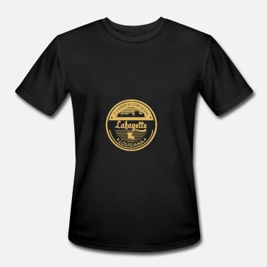 Citystate Lafayette - It's where my story begins t-shirt - Men's Moisture Wicking Performance T-Shirt