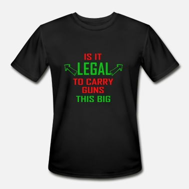 Legalization Is It Legal - Men's Moisture Wicking Performance T-Shirt