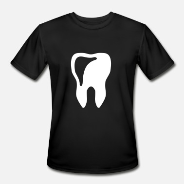 Tooth Dentist tooth - dentist - Men's Moisture Wicking Performance T-Shirt