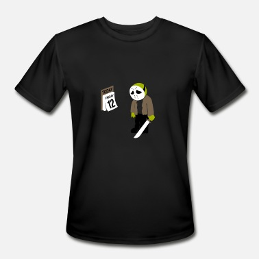 Friday The 12th Friday the 12th Black Men's and Woman Funny Cool T - Men's Moisture Wicking Performance T-Shirt
