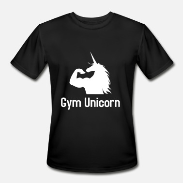 Gym Unicorns Gym Unicorn - Men's Sport T-Shirt