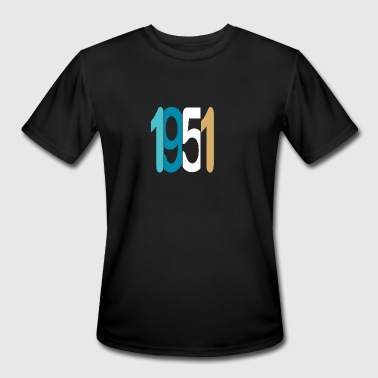 1951 Made In 1951 1951 - Men's Moisture Wicking Performance T-Shirt