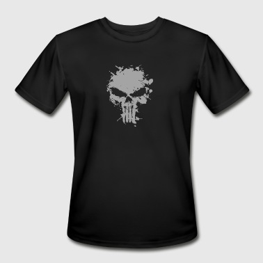 Punisher Skull The Punisher Skull - Men's Moisture Wicking Performance T-Shirt