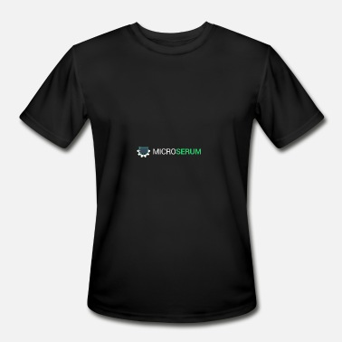 Microserum microserum blanc grand - Men's Moisture Wicking Performance T-Shirt
