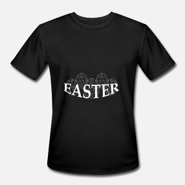 Happy Easter Happy Easter - Happy Easter - Men's Moisture Wicking Performance T-Shirt