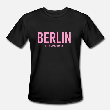 Pankow Berlin - City of Lights - Germany - Deutschland - Men's Sport T-Shirt