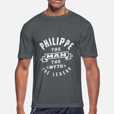 Philipp Philippe - Men's Moisture Wicking Performance T-Shirt