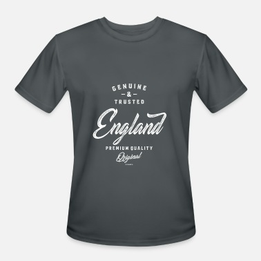 England Is My England - Men's Moisture Wicking Performance T-Shirt