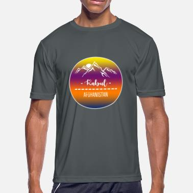Kabul Kabul Afghanistan - Men's Moisture Wicking Performance T-Shirt