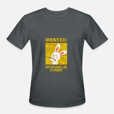 Animals With Guns Bunny Rabbit Animal Zoo Weapon Gun Rights - Men's Moisture Wicking Performance T-Shirt