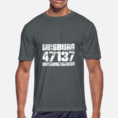 Duisburg Duisburg - Men's Moisture Wicking Performance T-Shirt
