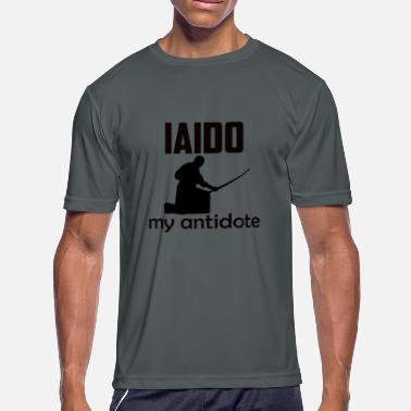Iaido Iaido design - Men's Moisture Wicking Performance T-Shirt