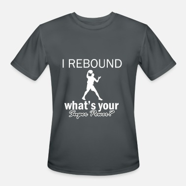 Rebound rebound design - Men's Moisture Wicking Performance T-Shirt