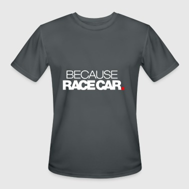 Corrado BECAUSE RACE CAR - Men's Moisture Wicking Performance T-Shirt