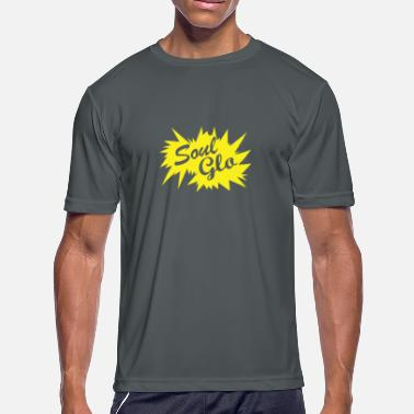 Soul Glo Soul Glo - Men's Moisture Wicking Performance T-Shirt