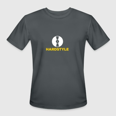 Hardstyle Music! - Men's Moisture Wicking Performance T-Shirt