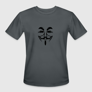 Movie Guy Vendetta - Guy Fawkes - Revenge - Favourite Movie - Men's Moisture Wicking Performance T-Shirt