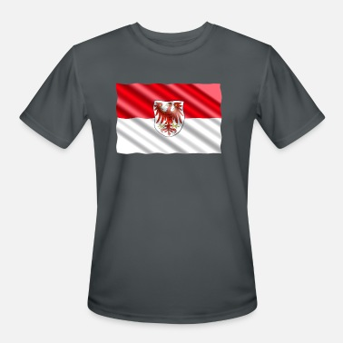 Brandenburg Brandenburg Flag - Men's Sport T-Shirt