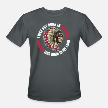 Chippewa native american apache - Men's Sport T-Shirt