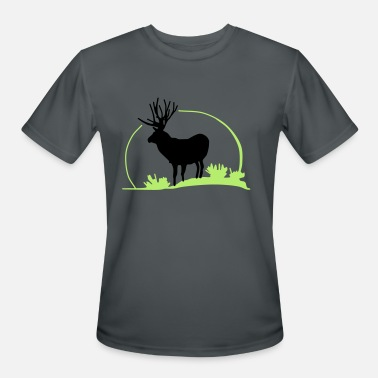Roe Deer wild deer,red deer,roe deer,animal,Wilderness, - Men's Sport T-Shirt