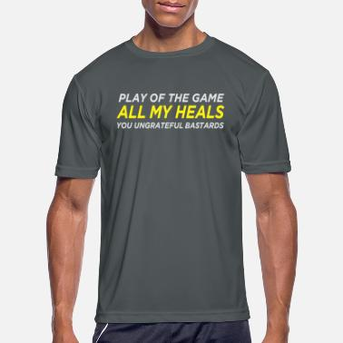 Lucio Healer Support Mains (Salty) - Men's Sport T-Shirt