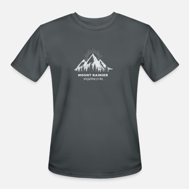 Washington Mount Rainier National Park - Men's Sport T-Shirt