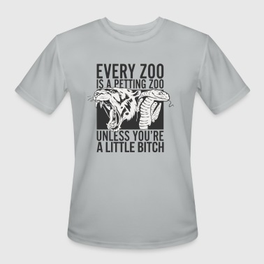 Cartoon Zoo Every Zoo Petting Zoo - Men's Moisture Wicking Performance T-Shirt
