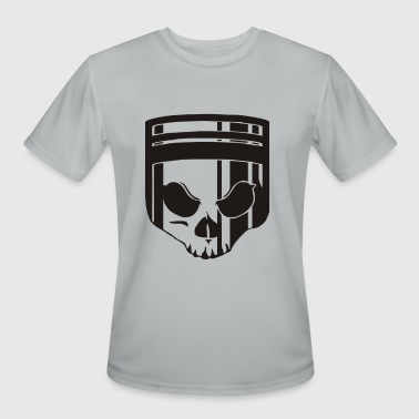Skull Piston Skull Piston - Men's Moisture Wicking Performance T-Shirt