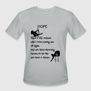 Hope - Men's Moisture Wicking Performance T-Shirt