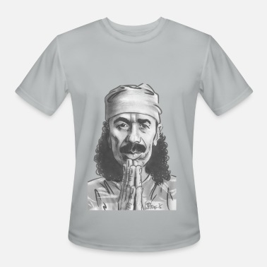 Carlos Gwiz Art Santana - Men's Moisture Wicking Performance T-Shirt