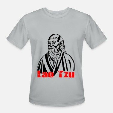 Lao Tzu lao tzu - Men's Moisture Wicking Performance T-Shirt