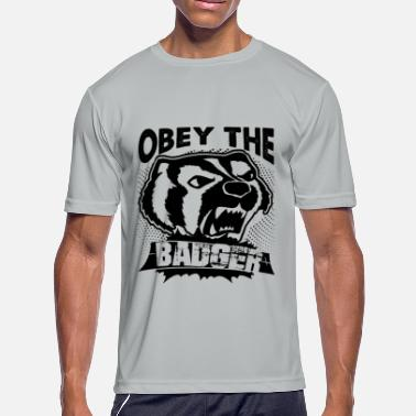 Badger Badger Shirt - Men's Moisture Wicking Performance T-Shirt
