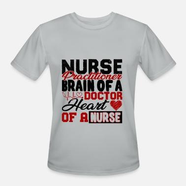 73d0b6d4984b4 Nurse Practitioner Heart Shirt - Men's Sport T-Shirt