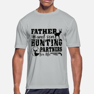 Partners For Life Hunting Partners For Life - Men's Moisture Wicking Performance T-Shirt