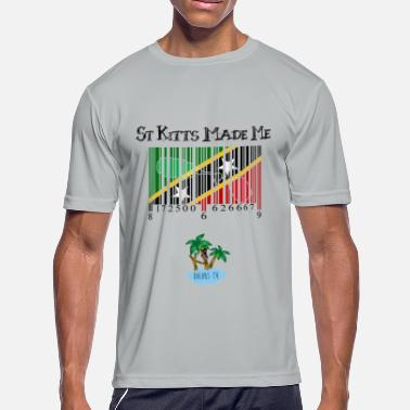 St Kitts S Kitts Made Me - Men's Sport T-Shirt