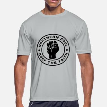Northern Soul NORTHERN SOUL - Men's Sport T-Shirt
