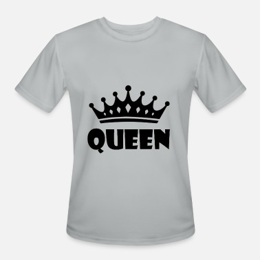 Queen For The Day Queen - Men's Moisture Wicking Performance T-Shirt