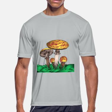 Magic Mushrooms Magic Mushroom - Men's Sport T-Shirt