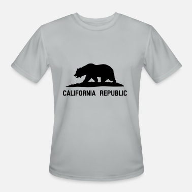 California Design California Design - Men's Moisture Wicking Performance T-Shirt