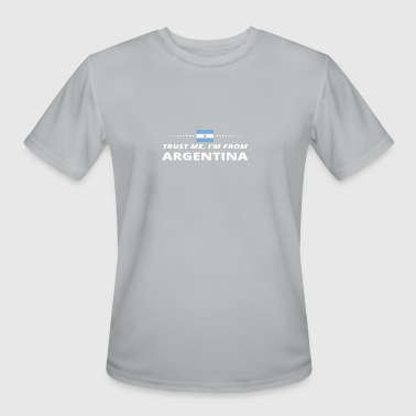 Argentina Proud trust me i from proud gift ARGENTINA - Men's Moisture Wicking Performance T-Shirt