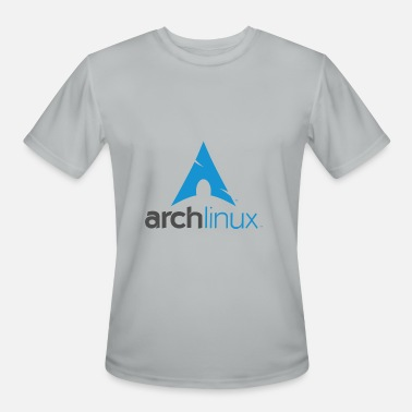 arch linux - Men's Moisture Wicking Performance T-Shirt