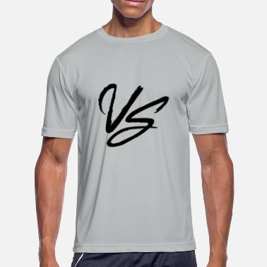 Vees Vee Ess - Men's Moisture Wicking Performance T-Shirt