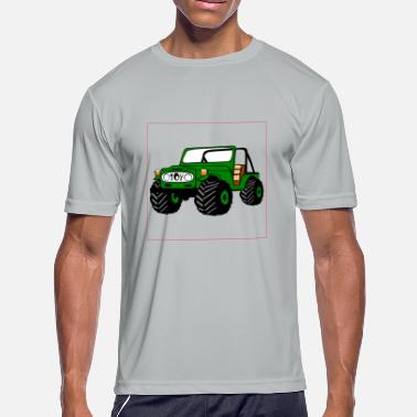 Suv suv - Men's Moisture Wicking Performance T-Shirt