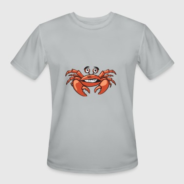 Crab - Men's Moisture Wicking Performance T-Shirt