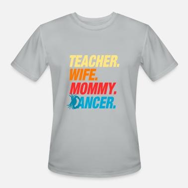 a57bd90bf Teacher Mom Birthday in June July Cancer Zodiac - Men's Sport T. Men's  Sport T-Shirt