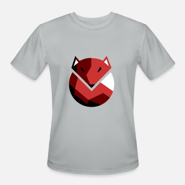 The Fox - Men's Moisture Wicking Performance T-Shirt